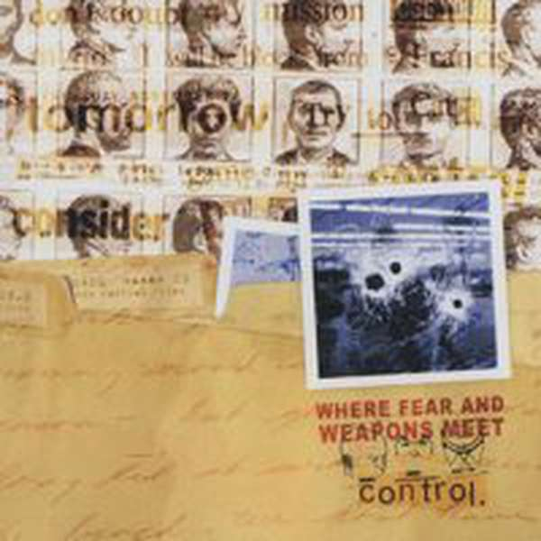 Where Fear and Weapons Meet – Control cover artwork