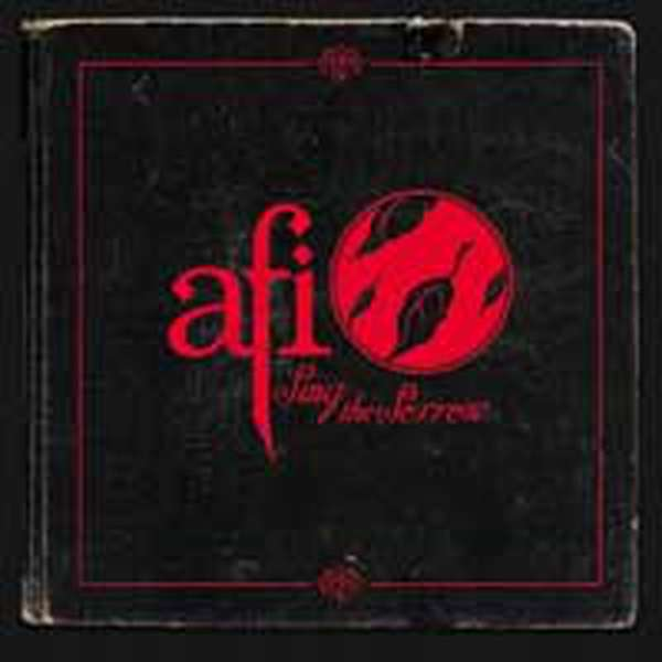 AFI – Sing the Sorrow cover artwork