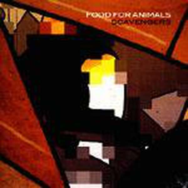 Food For Animals – Scavengers cover artwork