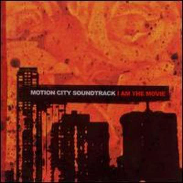Motion City Soundtrack – I Am the Movie cover artwork