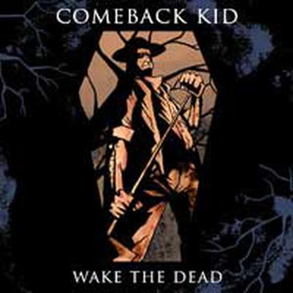 Comeback Kid – Wake the Dead cover artwork