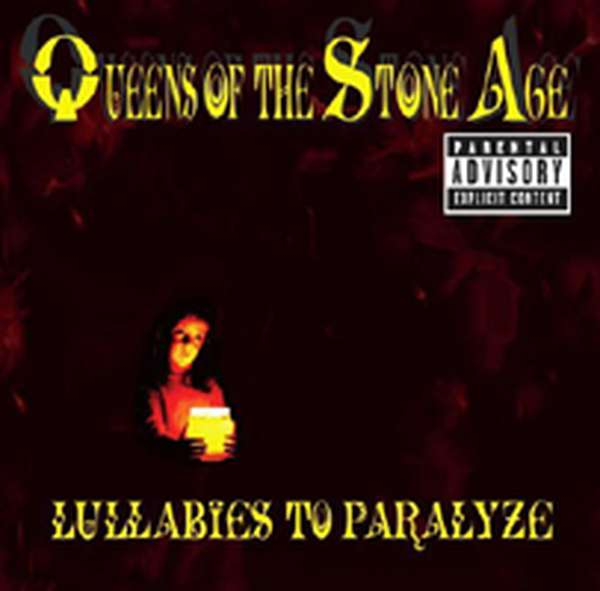 Queens of the Stone Age – Lullabies to Paralyze cover artwork