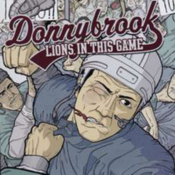 Donnybrook – Lions in this Game cover artwork