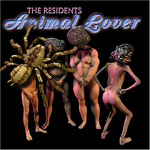 The Residents – Animal Lover cover artwork