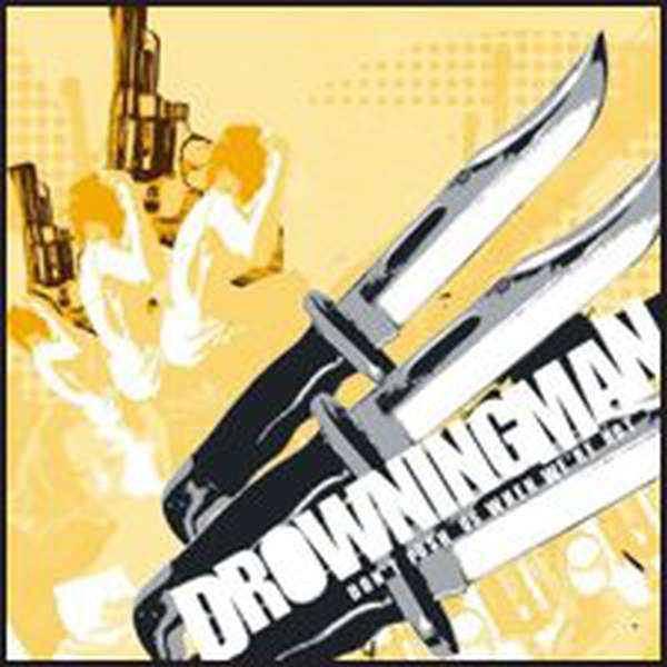 Drowningman – Don't Push us When We're Hot cover artwork