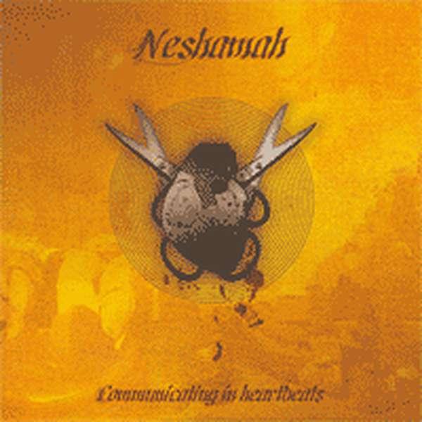 Neshamah – Communicating in Heartbeats cover artwork