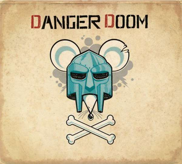 Danger Doom – The Mouse and the Mask cover artwork
