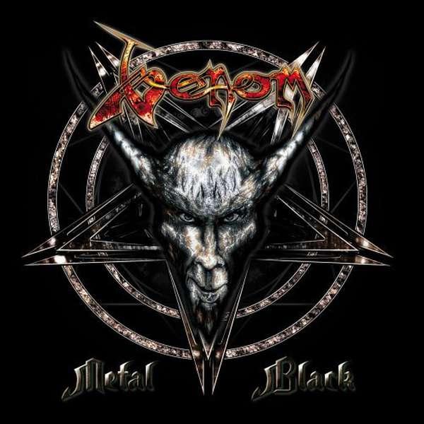 Venom – Metal Black cover artwork