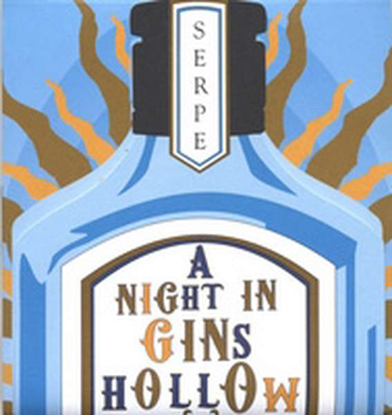 Serpe – A Night in Gin's Hollow cover artwork