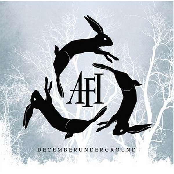 AFI – Decemberunderground cover artwork