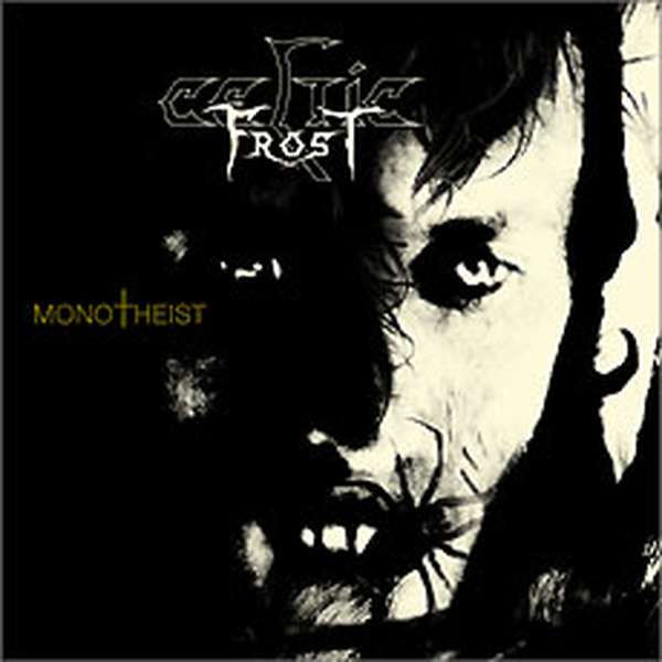 Celtic Frost – Monotheist cover artwork