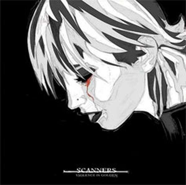 Scanners – Violence is Golden cover artwork