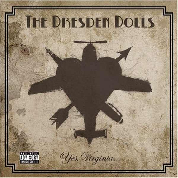 The Dresden Dolls – Yes, Virginia cover artwork