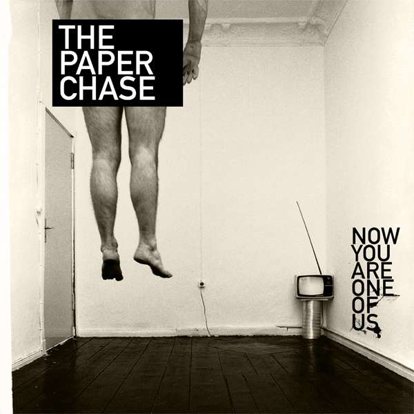 The Paper Chase – Now You are One of Us cover artwork