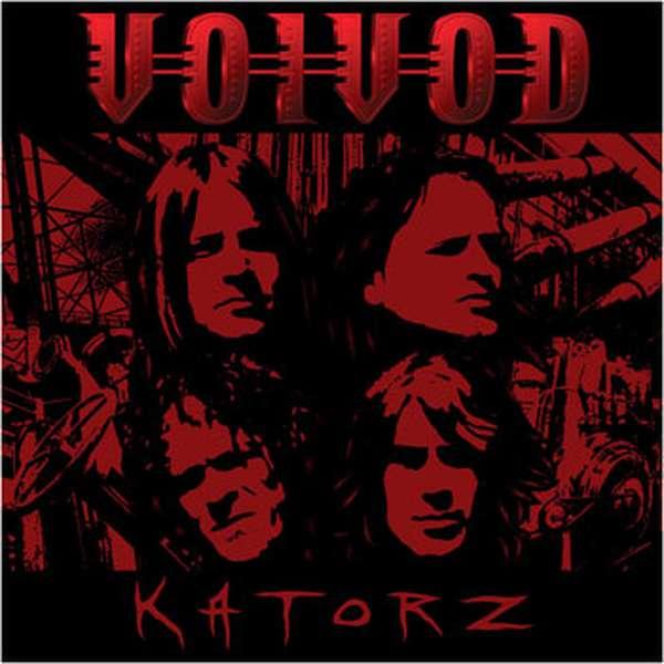 Voivod – Katorz cover artwork