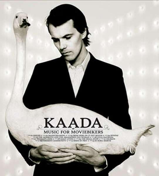Kaada – Music for Moviebikers cover artwork