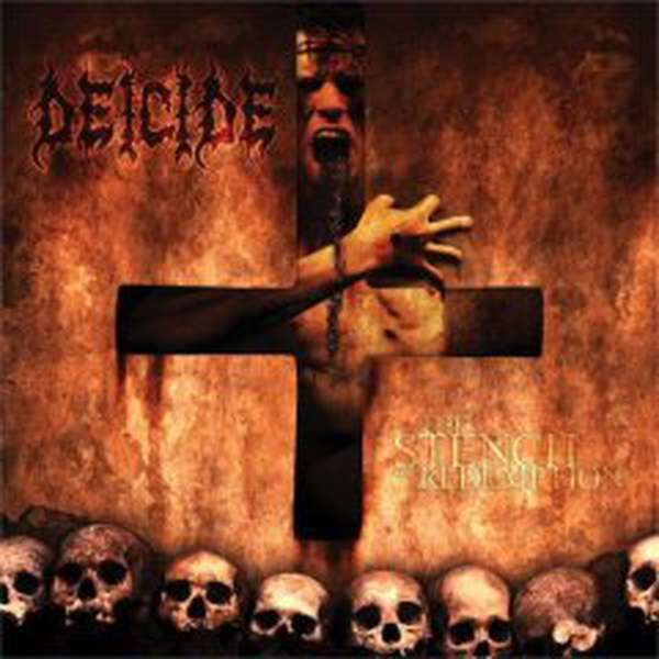 Deicide – The Stench of Redemption cover artwork