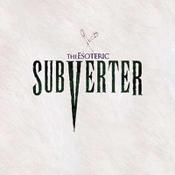 The Esoteric – Subverter cover artwork