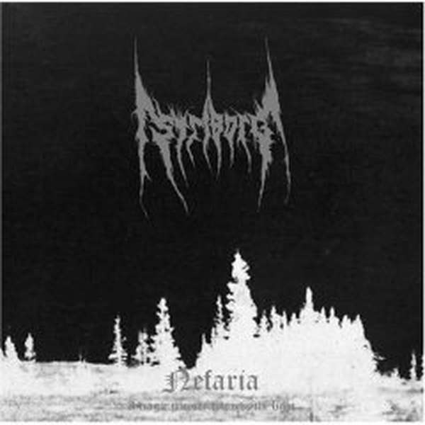 Striborg – Nefaria cover artwork