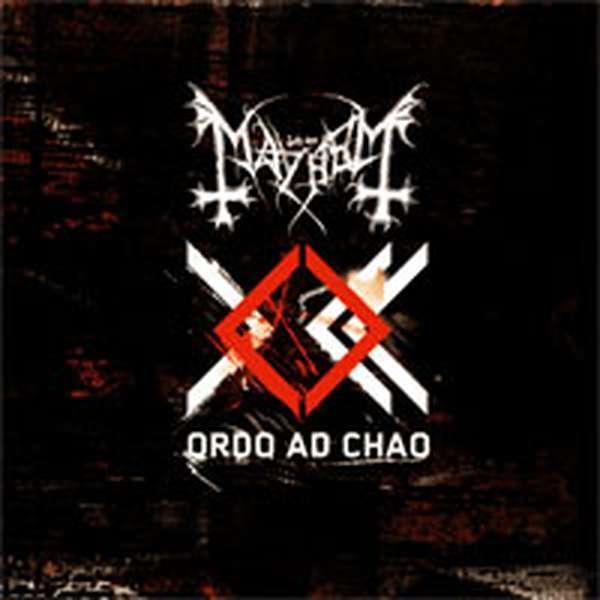 Mayhem – Ordo Ad Chao cover artwork