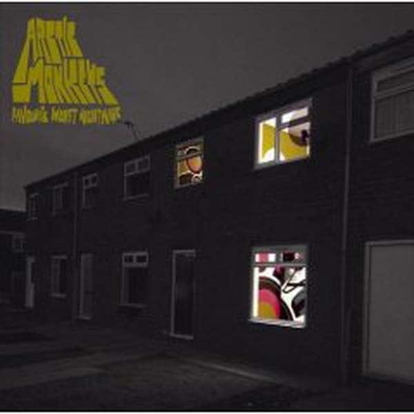 Arctic Monkeys – Favourite Worst Nightmare cover artwork