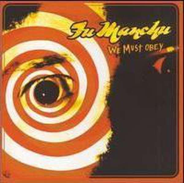 Fu Manchu – We Must Obey cover artwork