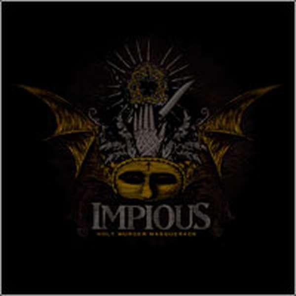 Impious – Holy Murder Masquerade cover artwork