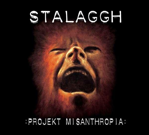 Stalaggh – Projekt Misanthropia cover artwork
