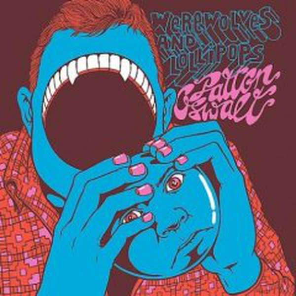 Patton Oswalt – Werewolves and Lollipops cover artwork