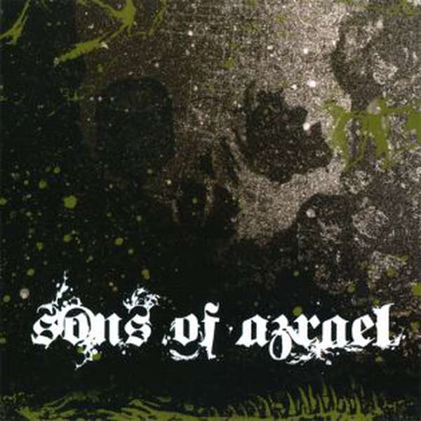 Sons of Azrael – The Conjuration of Vengeance cover artwork