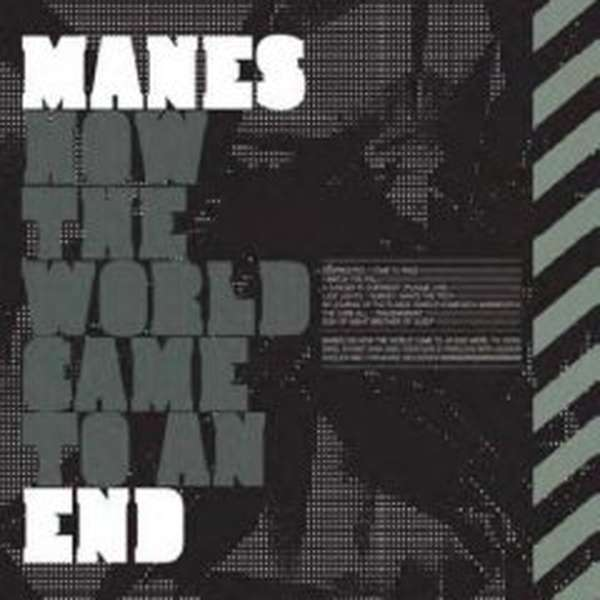 Manes – How the World Came to an End cover artwork