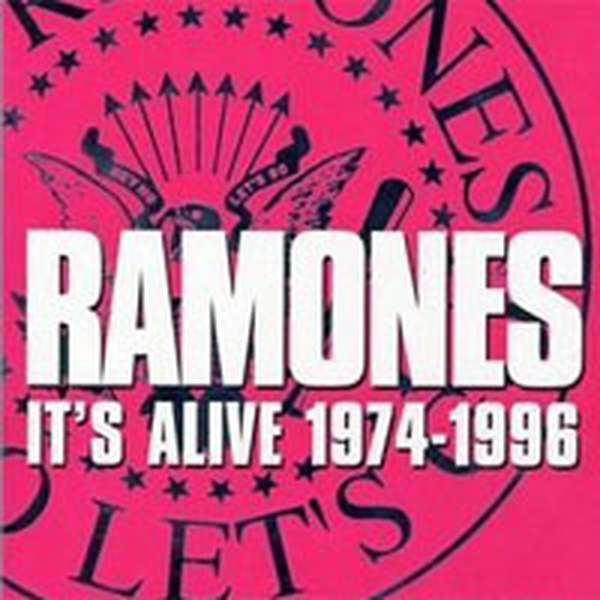 Ramones – It's Alive 1974-1996 cover artwork