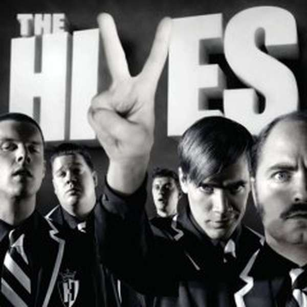 The Hives – The Black and White Album cover artwork