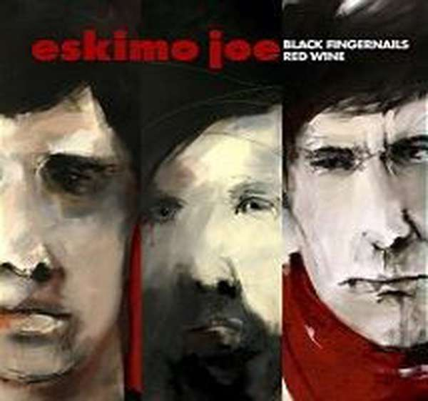 Eskimo Joe – Black Fingernails, Red Wine cover artwork