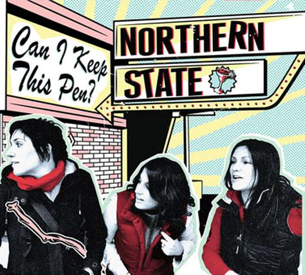 Northern State – Can I Keep This Pen? cover artwork