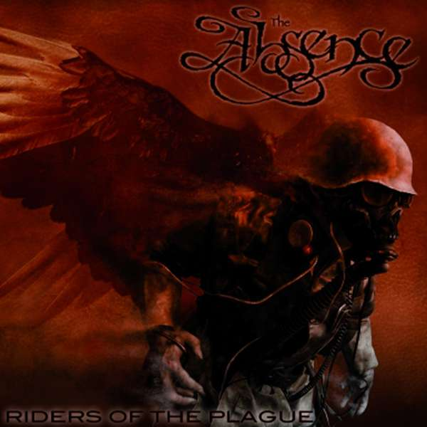 The Absence – Riders of the Plague cover artwork