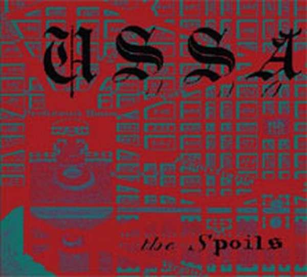 U.S.S.A. – The Spoils cover artwork