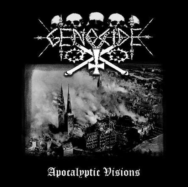 Genocide – Apocalyptic Visions cover artwork