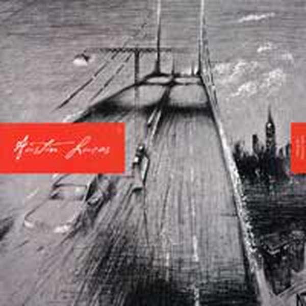 Austin Lucas – Putting the Hammer Down cover artwork
