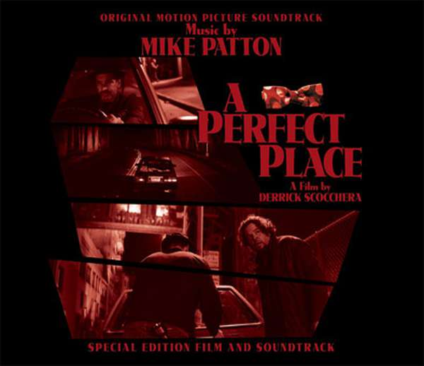 Mike Patton – A Perfect Place cover artwork