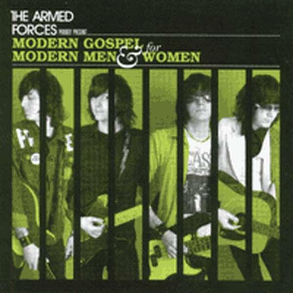 The Armed Forces – Modern Gospel for Modern Men and Women cover artwork