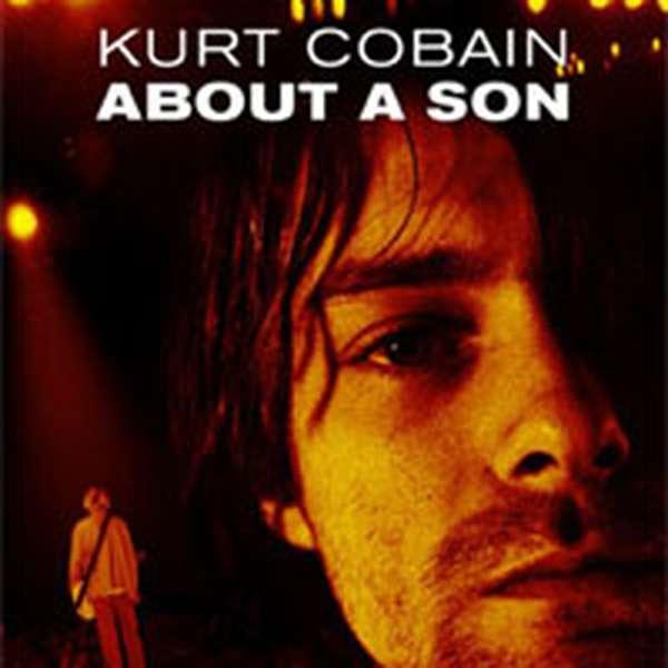Kurt Cobain: About a Son – DVD cover artwork
