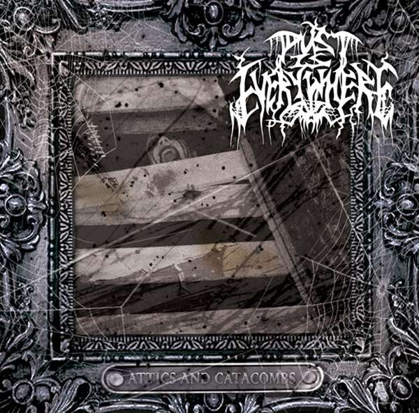 Dust is Everywhere – Attics and Catacombs cover artwork