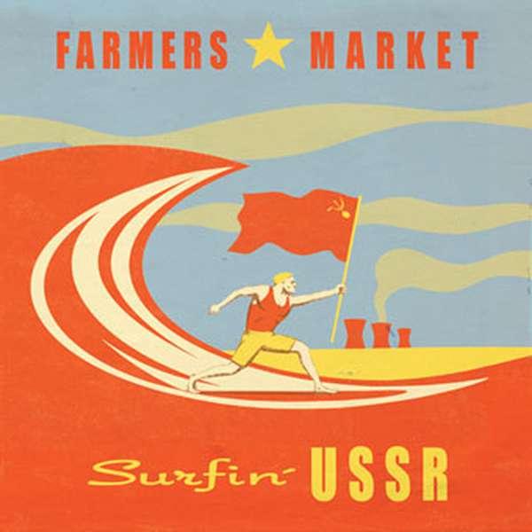 Farmers Market – Surfin U.S.S.R. cover artwork