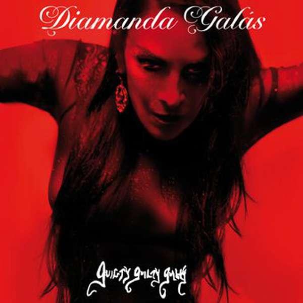 Diamanda Galás – Guilty Guilty Guilty cover artwork