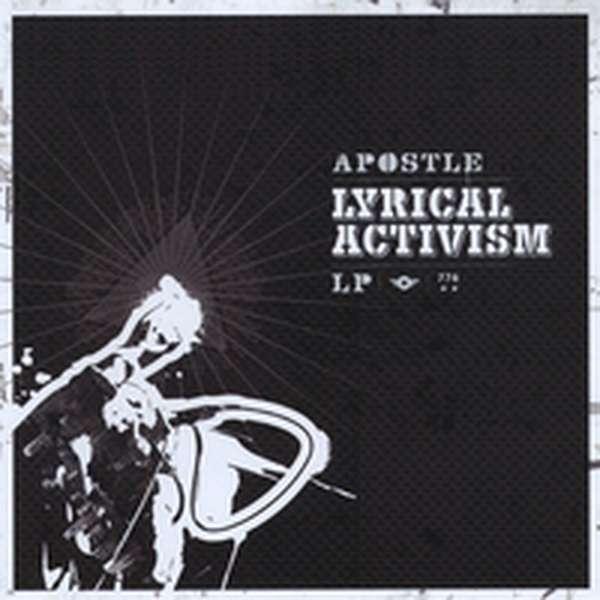 A.P.O.S.T.L.E. – Lyrical Activism cover artwork