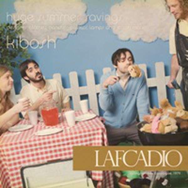 Lafcadio – Kibosh cover artwork