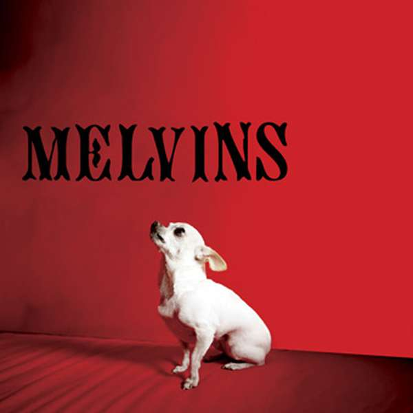 The Melvins – Nude With Boots cover artwork