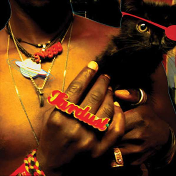 Saul Williams – The Inevitable Rise and Liberation of Niggy Tardust cover artwork