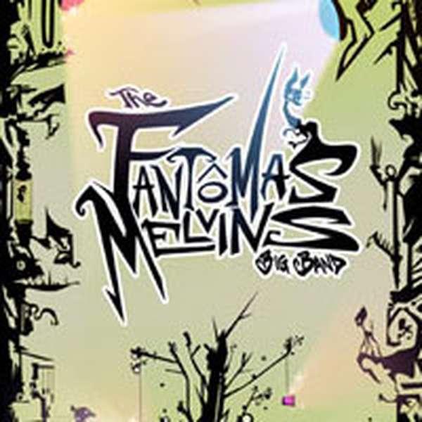 The Fantômas Melvins Big Band – Live in London 2006 DVD cover artwork